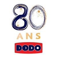 Logo DODO 80 ans